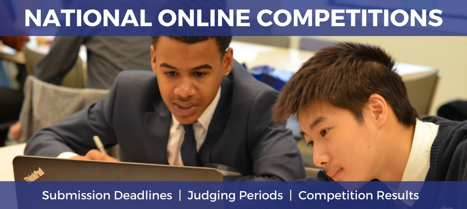 National Online Competitions - Virtual Enterprises International