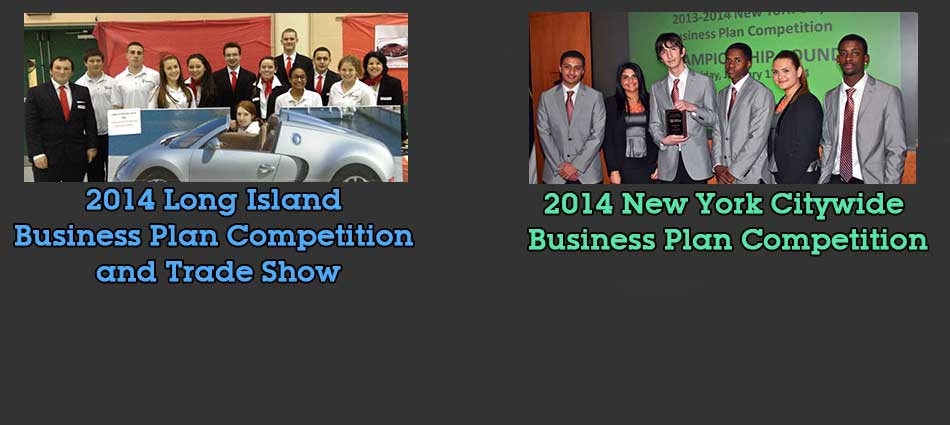 2018 James and Eileen Christmas Business Plan Competition