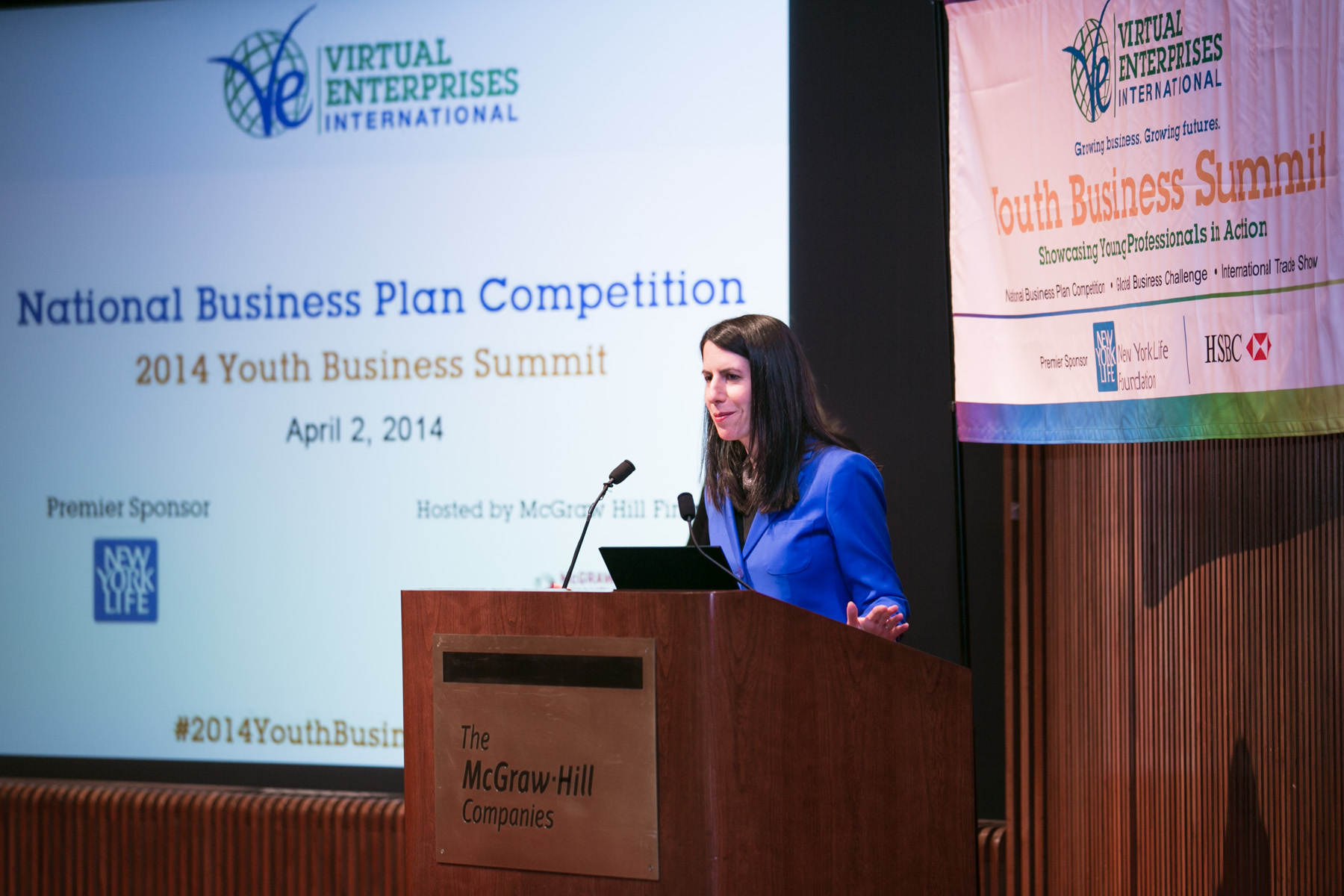 2014 Business Plan Competition: Who's the Winner?