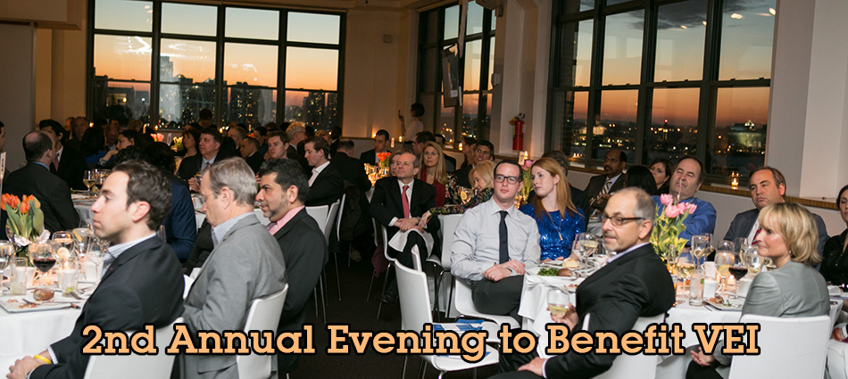 """""""VEI Gave Us All A Voice"""" – 2nd Annual Evening to Benefit VEI"""