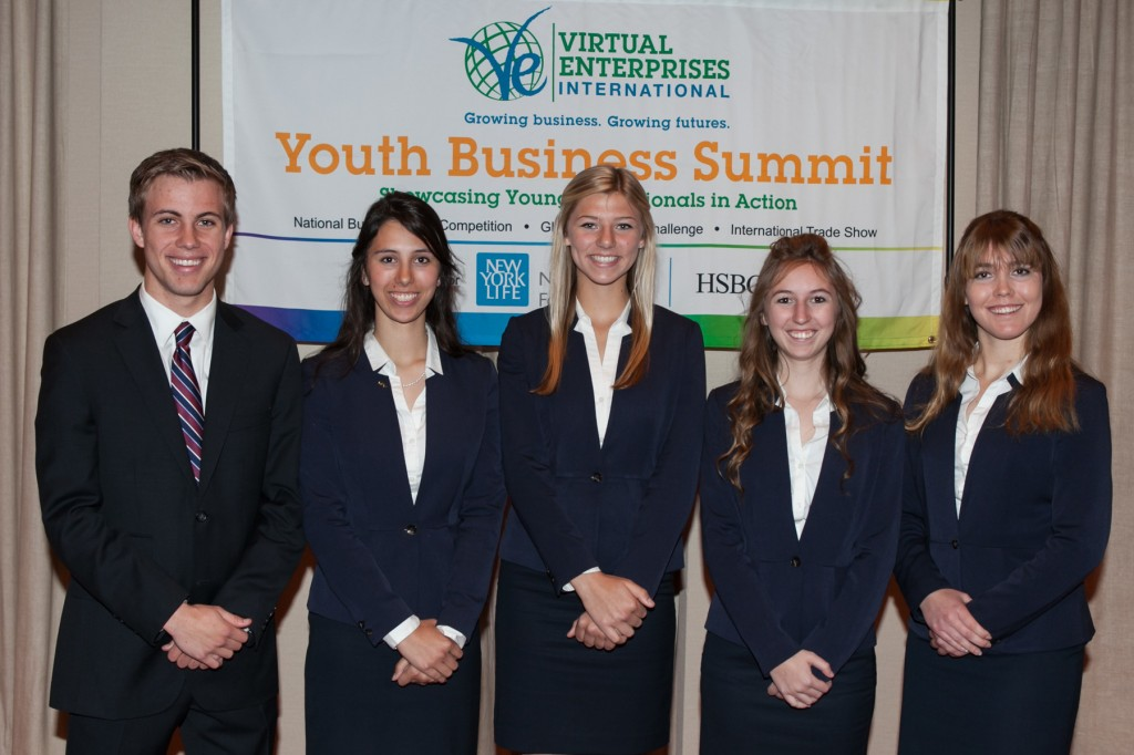 Virtual Enterprises International's National Business Plan Competition - 4th Place - West Coast Races (Murrieta, CA)