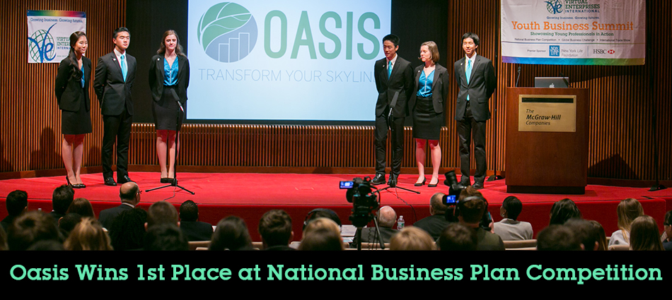 Oasis business plan