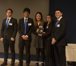 3rd Place winners from Edward R. Murrow High School