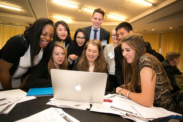 2015 Global Business Challenge, Youth Business Summit (Photo: www.JeffreyHolmes.com)