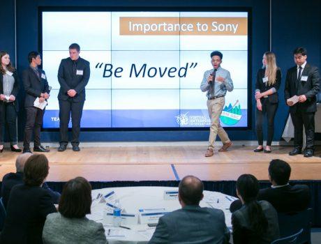 Virtual Enterprises International's 2016 Youth Business Summit.