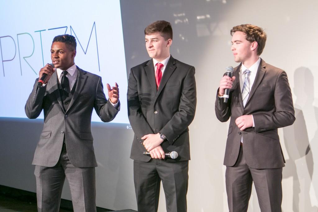 Virtual Enterprises International's Youth Business Summit 2017 Gala Awards Dinner on April 4, 2017. (Photo: www.JeffreyHolmes.com)