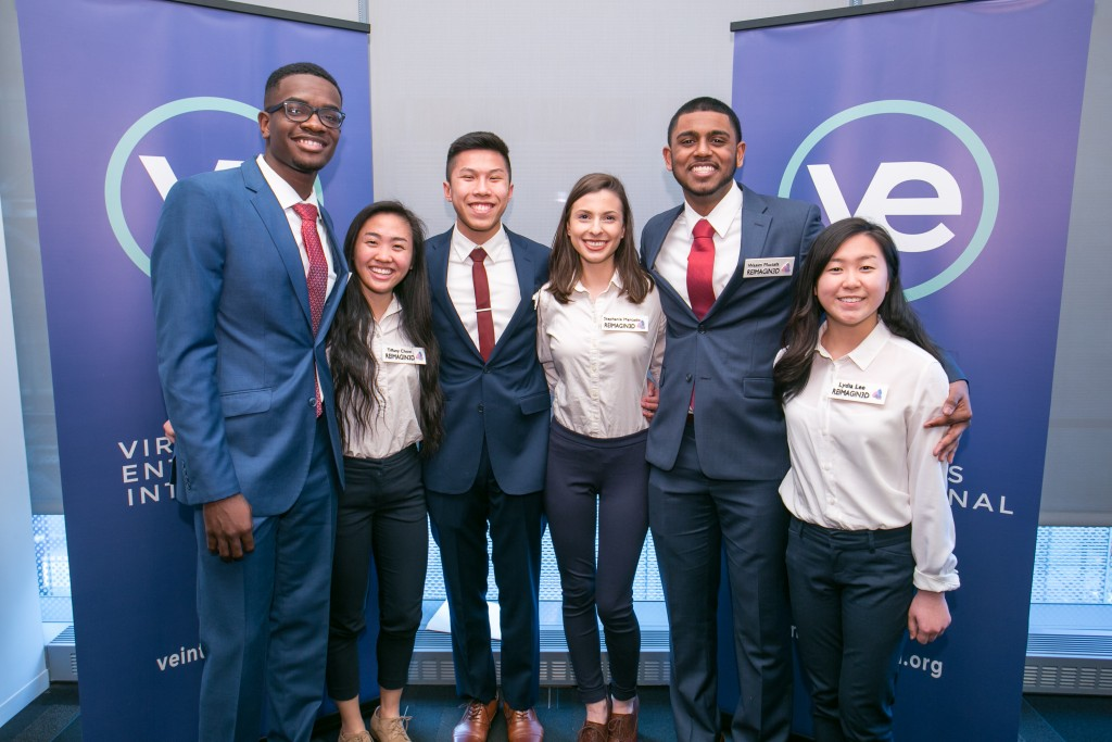 Virtual Enterprises International's Youth Business Summit 2017. The 2017 National Business Plan Competition on April 3, 2017. (Photo: www.JeffreyHolmes.com)