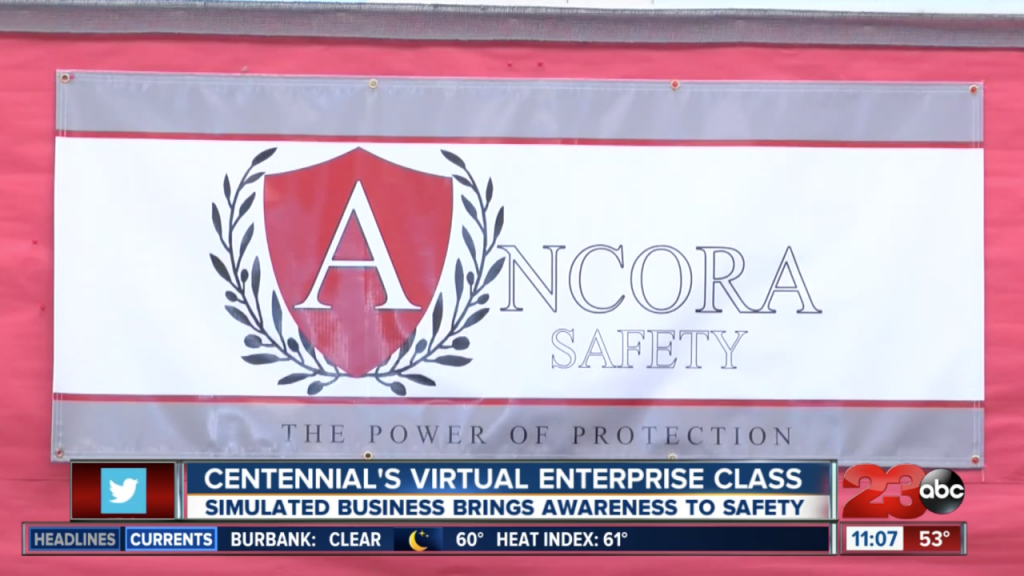 23 Abc News Centennial High Students Take On Real World Problems Through A Virtual Spin Local Students Gain Real Life Experience